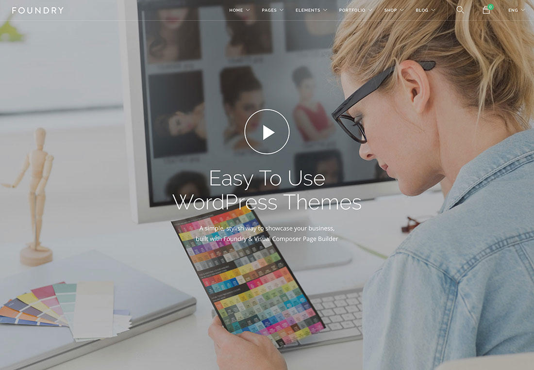33 Simple And Easy To Use WordPress Themes For Any Website And Blog That You Should Try 2019