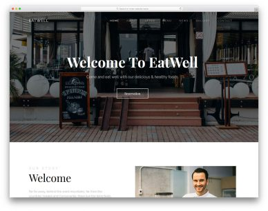 Eatwell Free Template