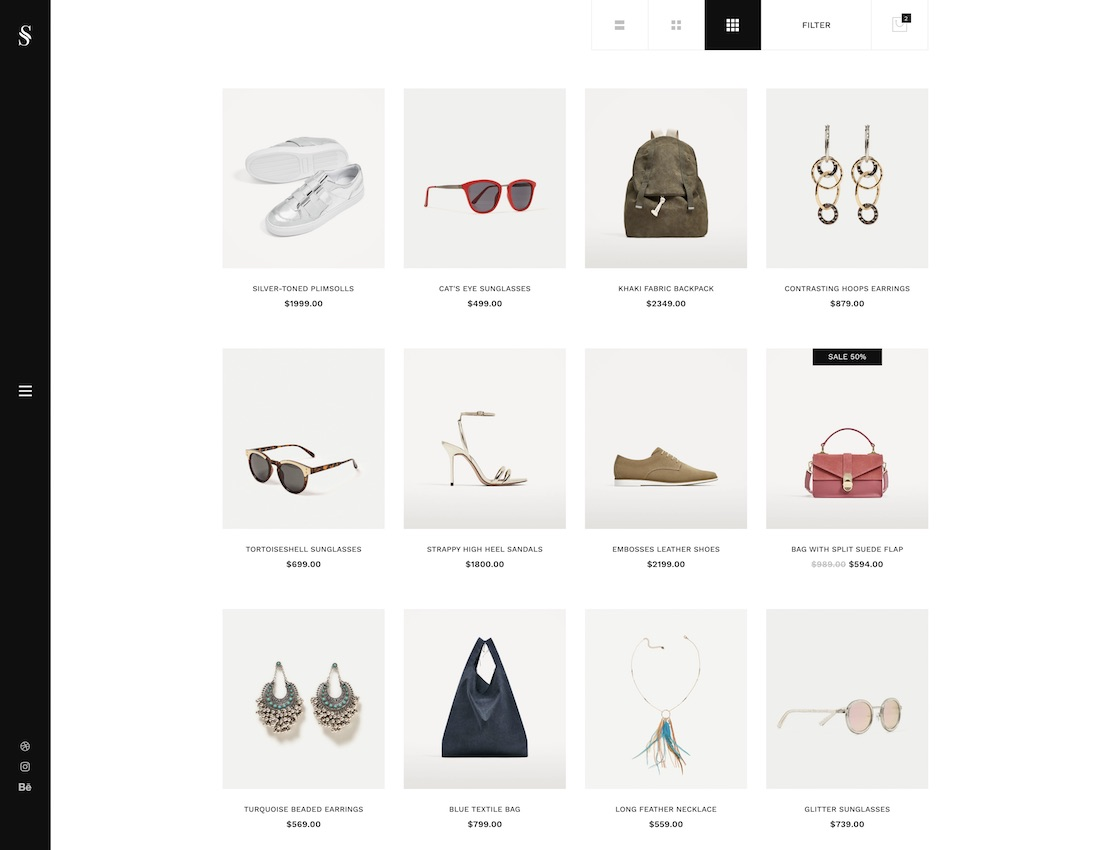 26 ECommerce Website Templates For Top Online Stores 2018
