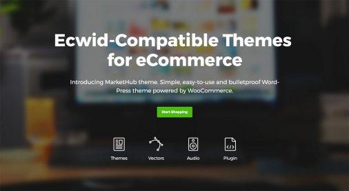 Ecwid Ecommerce Themes
