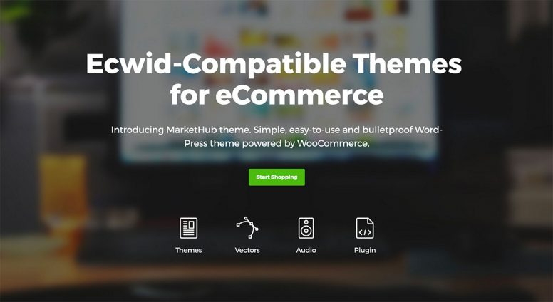 Astounding Ecwid-Compatible Themes For ECommerce 2017