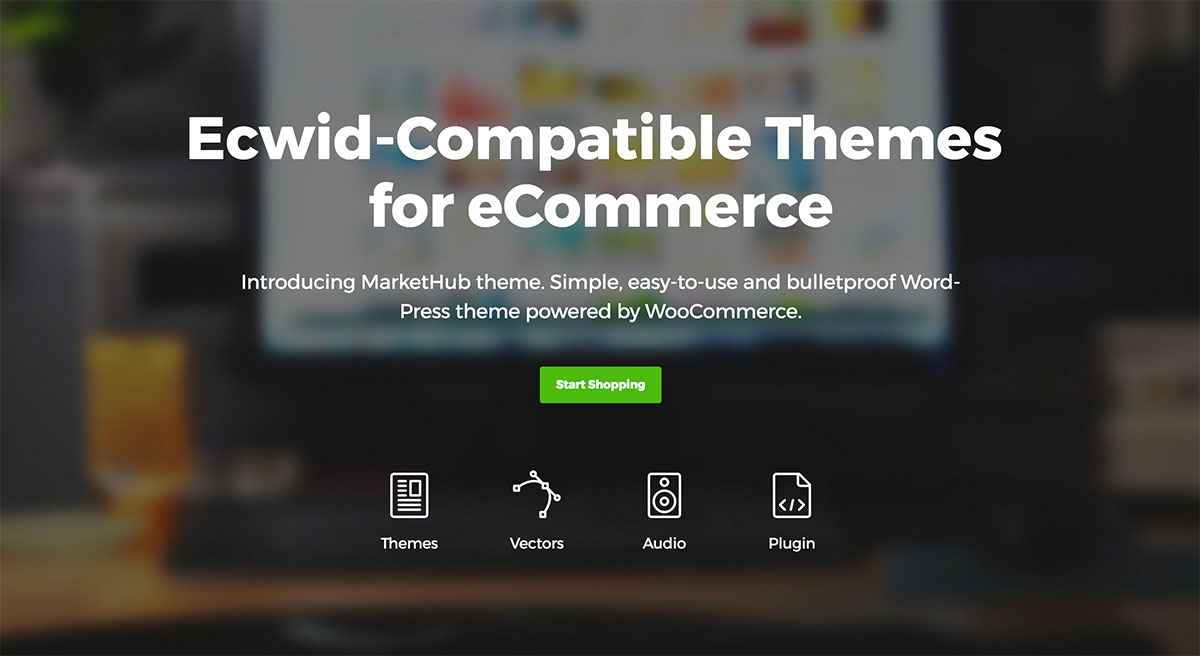 Astounding Ecwid-Compatible Themes For ECommerce 2019