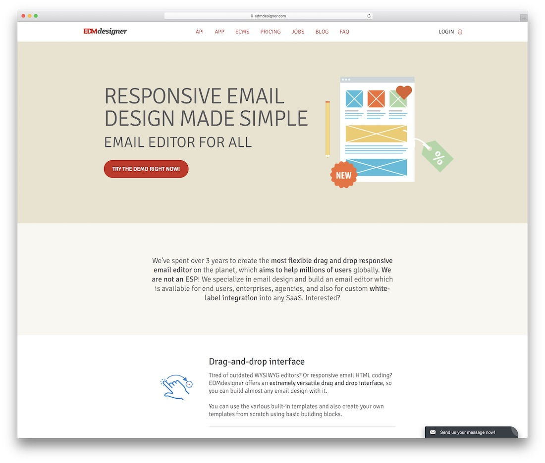 Best Free Responsive HTML Email Templates - How to design an email template