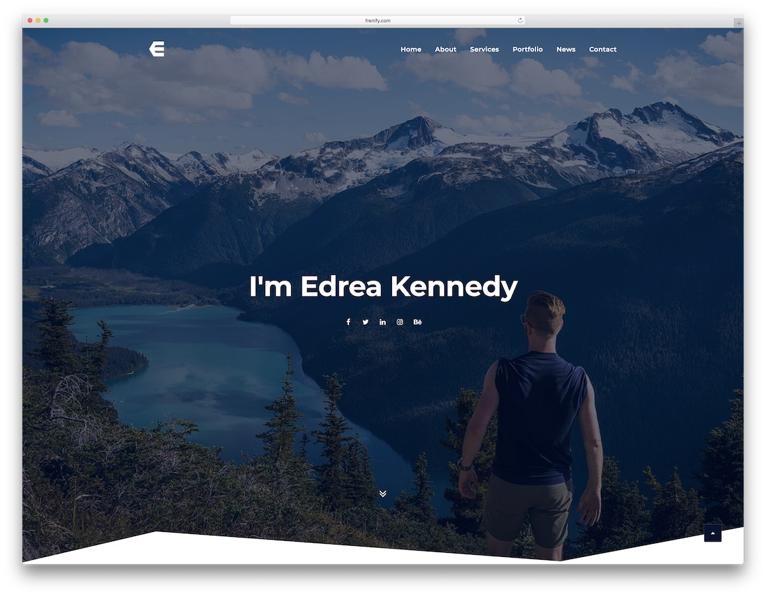 edrea cheap website templates