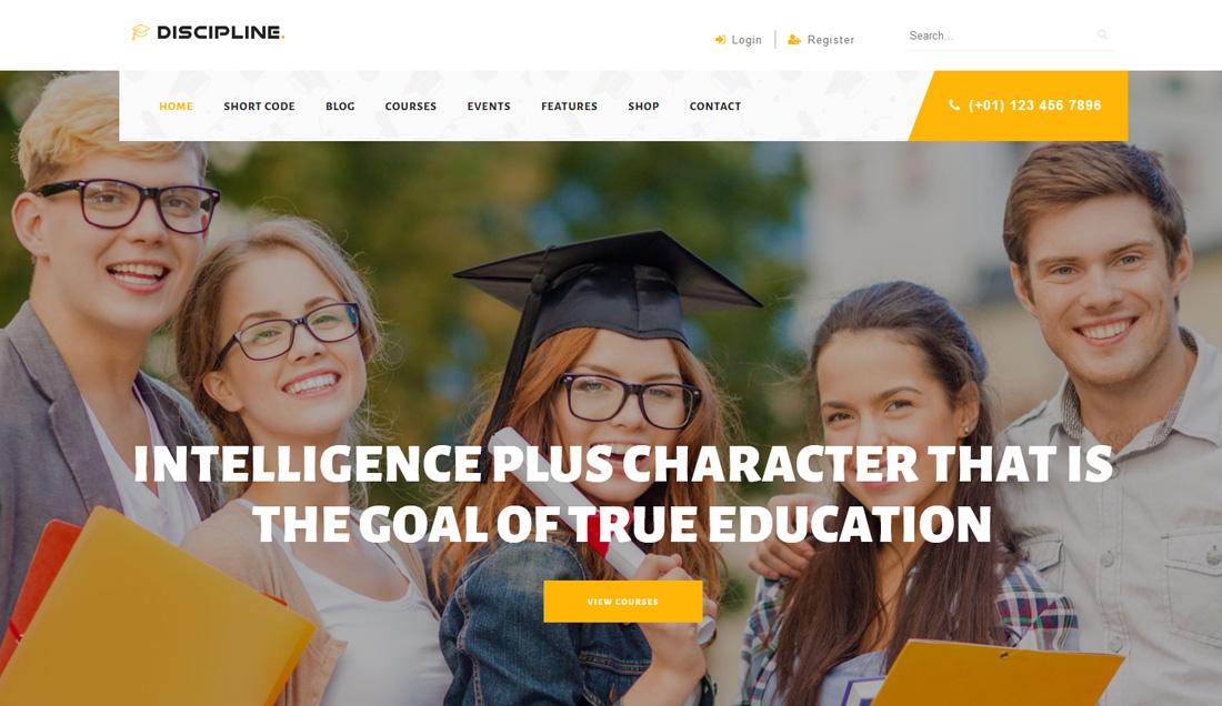 education-discipline