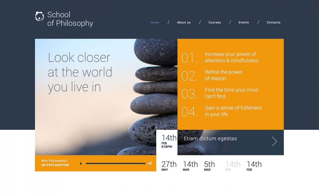 50 Hand-Picked Education WordPress Themes For Spreading Knowledge Across The Globe 2014