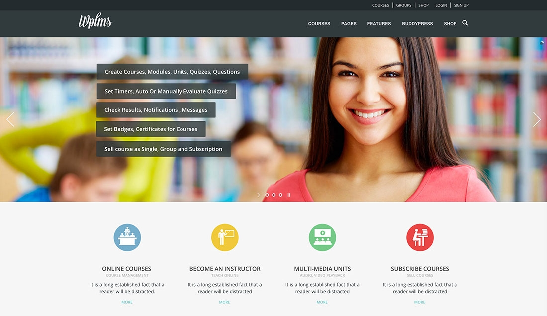 30+ Awesome Responsive Education WordPress Themes For Online Courses, Schools and Universities 2014