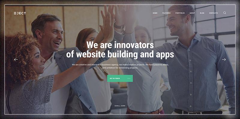 Eject   Web Studio & Creative Agency