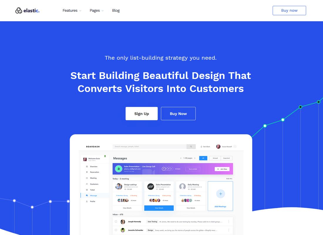 Elastik | MultiPurpose WordPress Theme