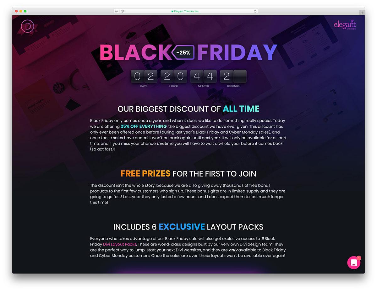 Carte We Black Friday.Black Friday Wordpress Deals Offers 2017 Colorlib