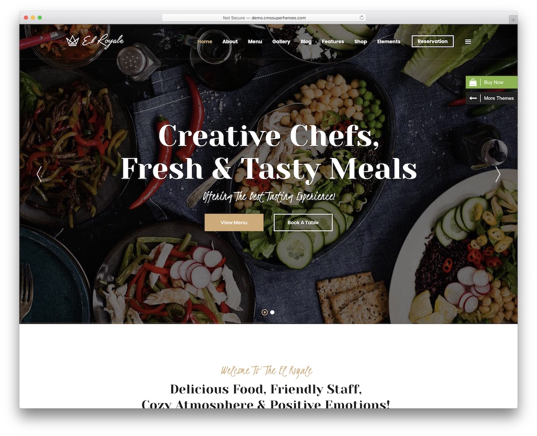 elroyale wordpress fishing theme