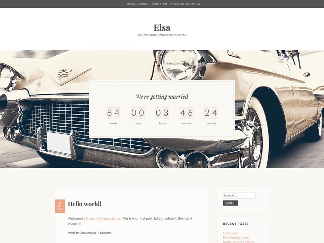 15+ Stunning & Free Event WordPress Themes for your Website - Colorlib