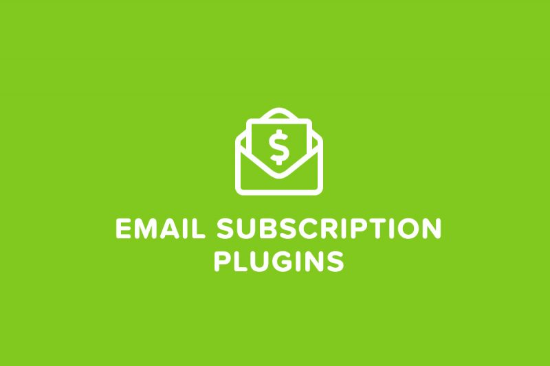 Top 10 WordPress Email Subscription Plugins