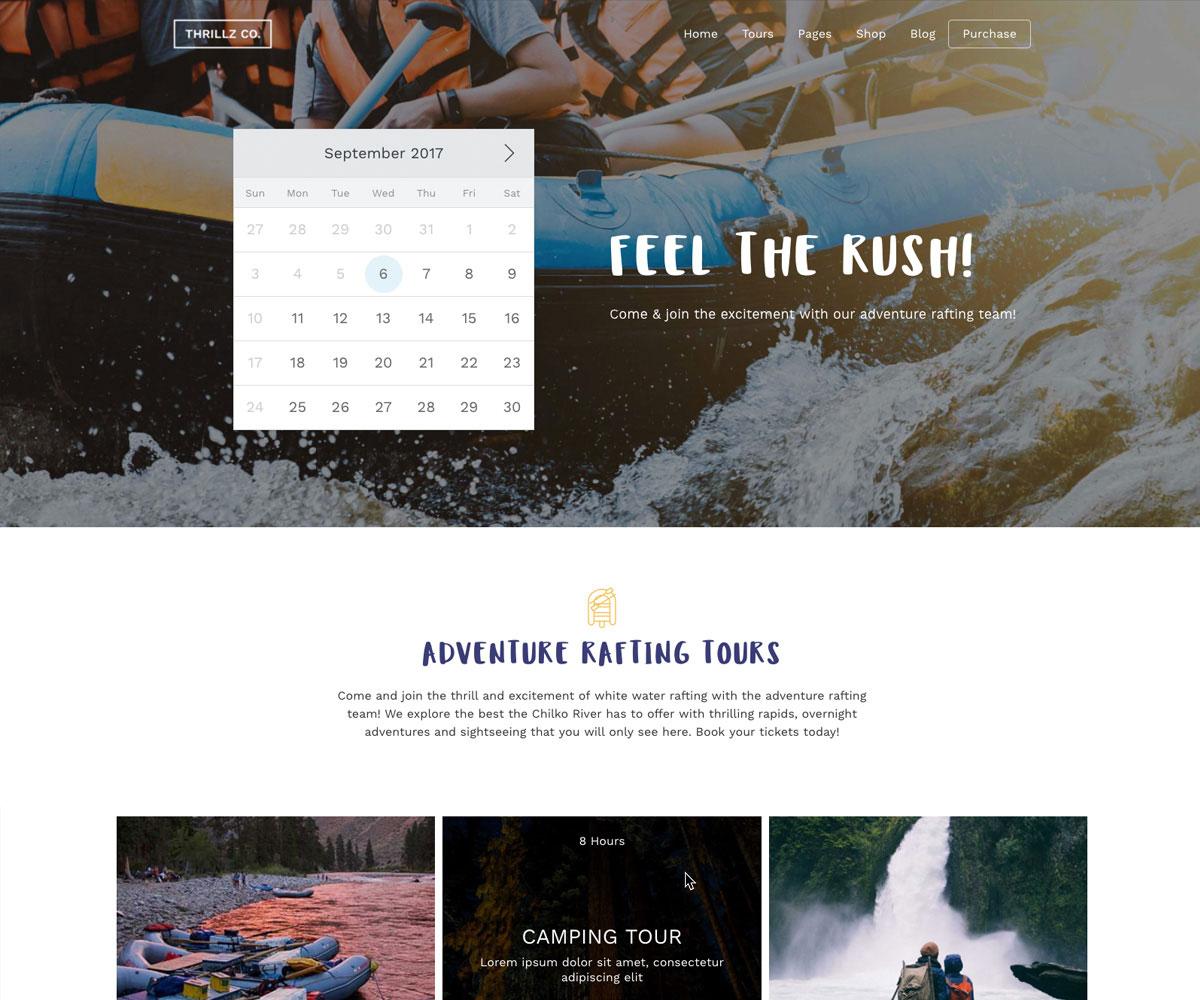 32 Customizable Travel Agency WordPress Themes 2019 - Colorlib