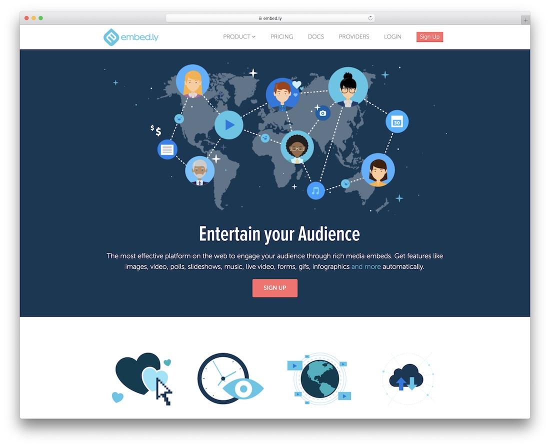 embedly social engagement platform