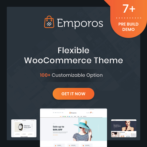 Emporos WooCommerce Themes on Colorlib