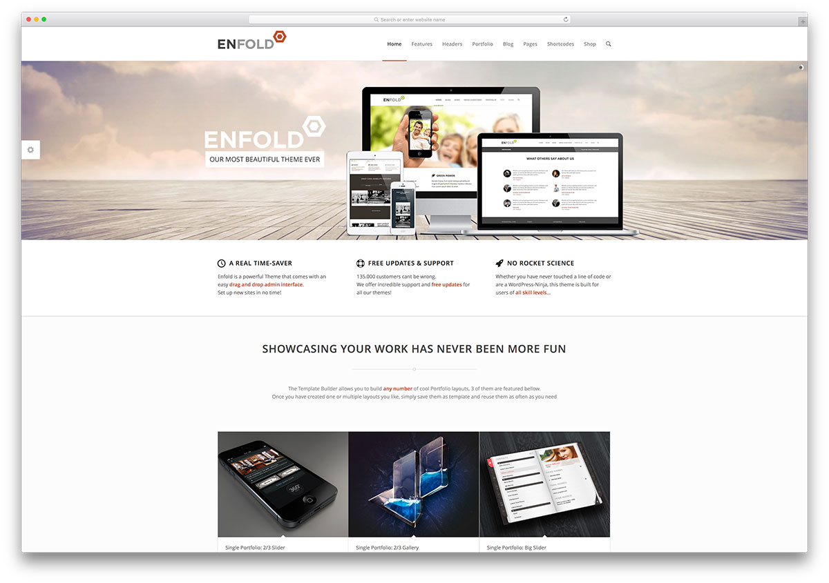 enfold-minimal-landing-page-wordpress-theme
