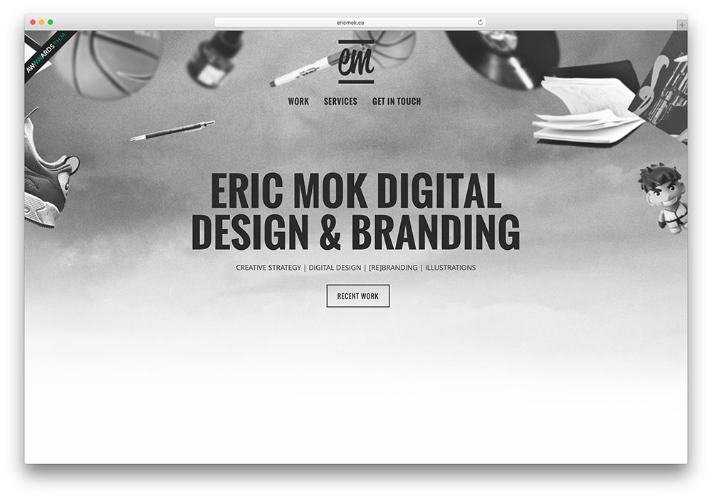 ericmok-marketing-specialist-website-example