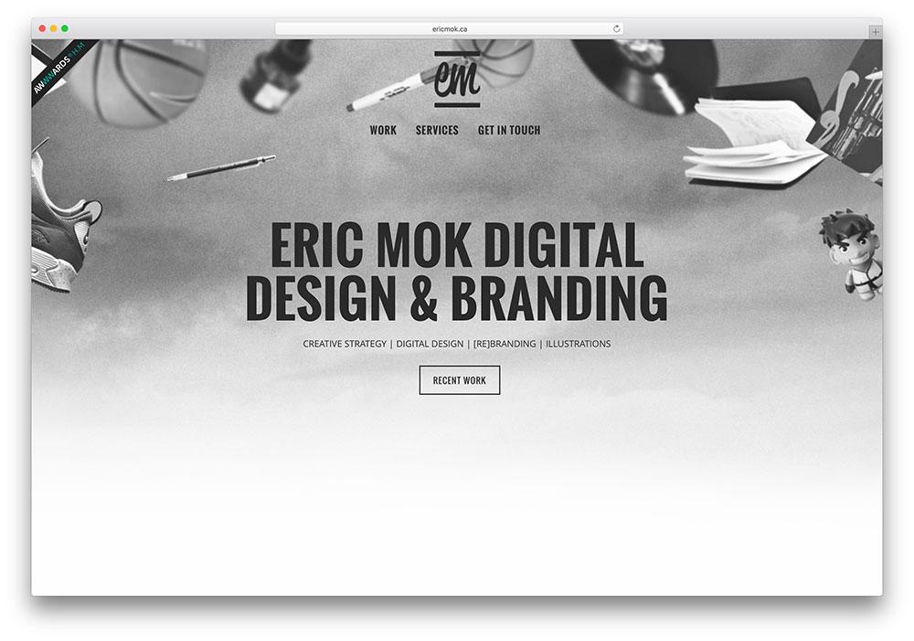 ericmok-marketing-specialist-website-example