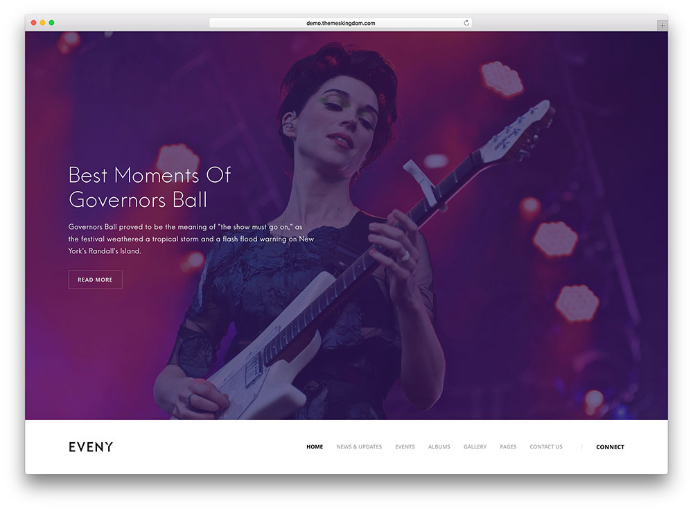 eveny-creative-musicians-wordpress-theme