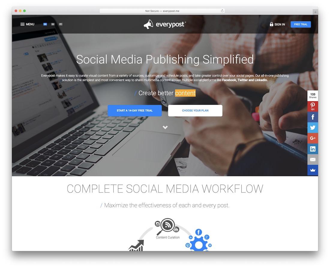 everypost social media tool