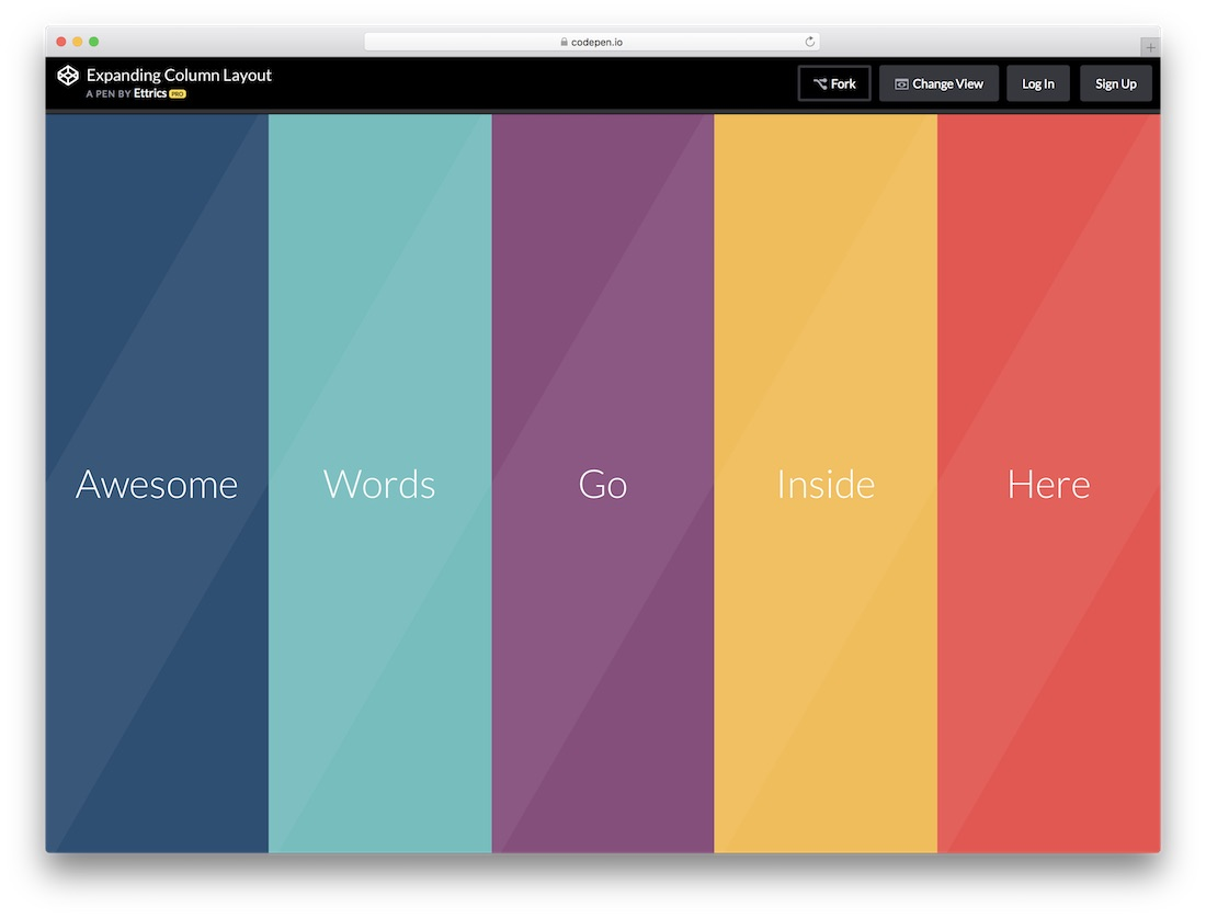 21 Best Free Website Menu Templates For Modern Creative