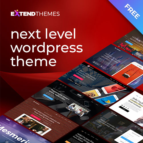 ExtendThemes on Colorlib