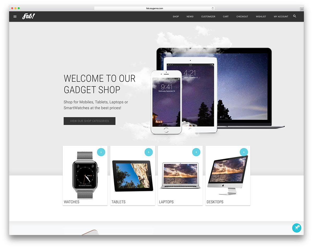 fab-gadget-ecommerce-website-template