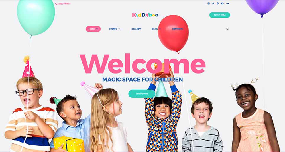 , 15 Best Family Website Templates to Suit Every Taste, Rojak WP