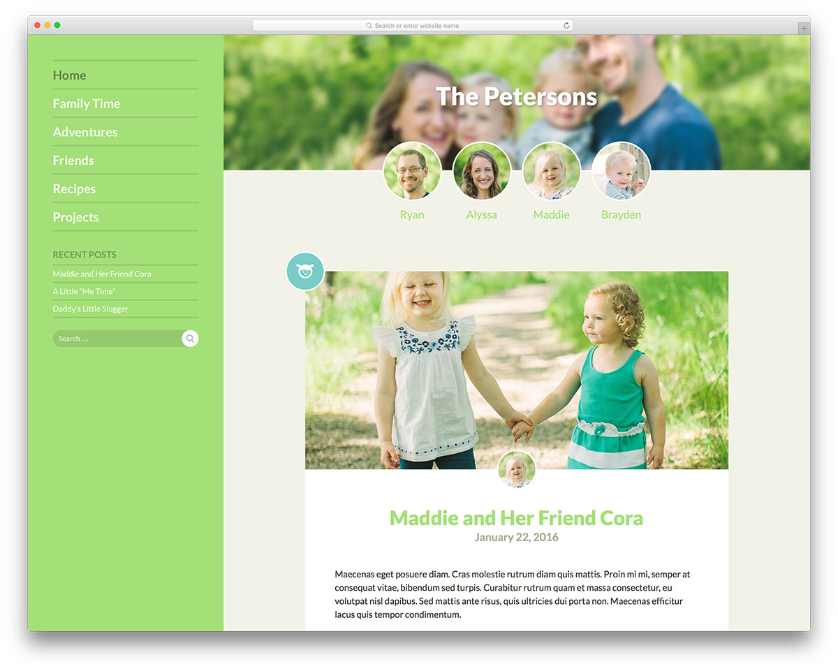 familyblog-wordpress-blogging-theme