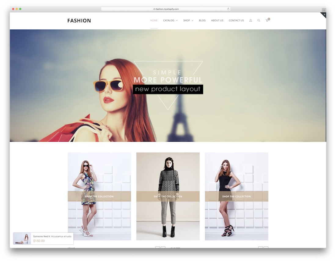 fashion apparel shopify theme