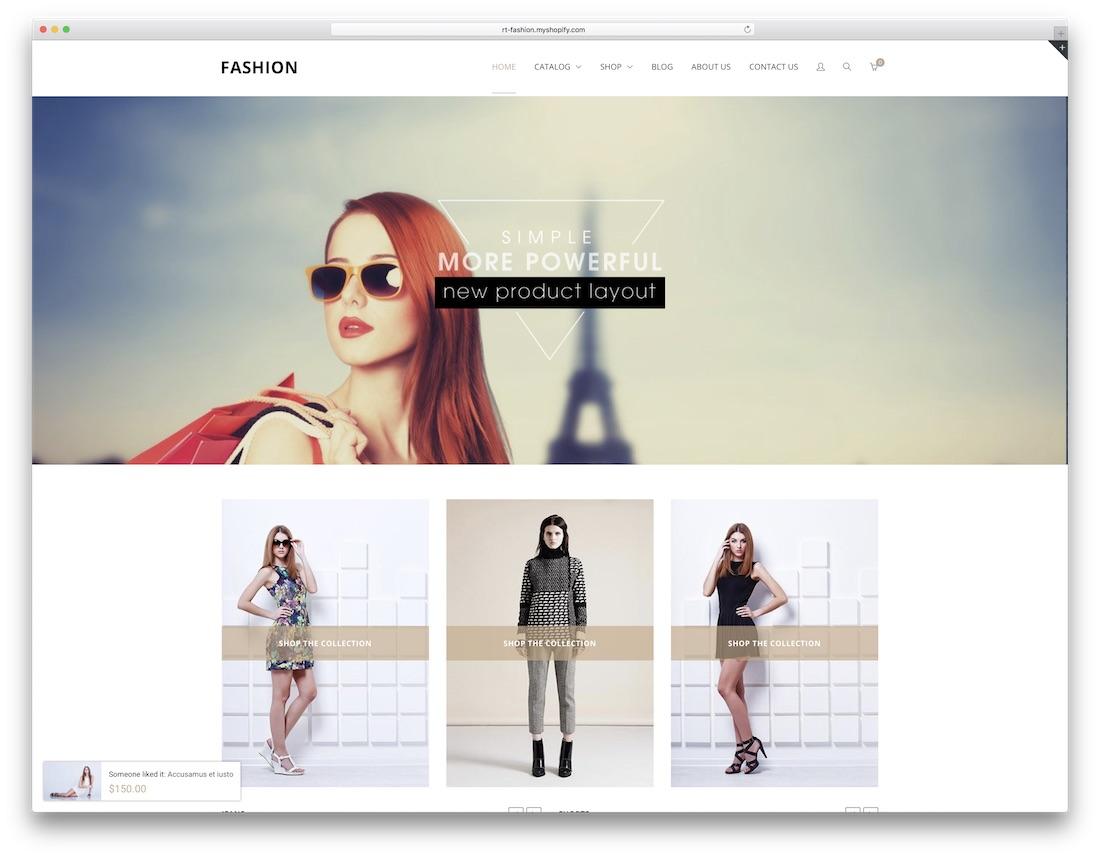 176f7dc9740 39 Top Trendy Clothing   Fashion Shopify Themes 2019 - Colorlib