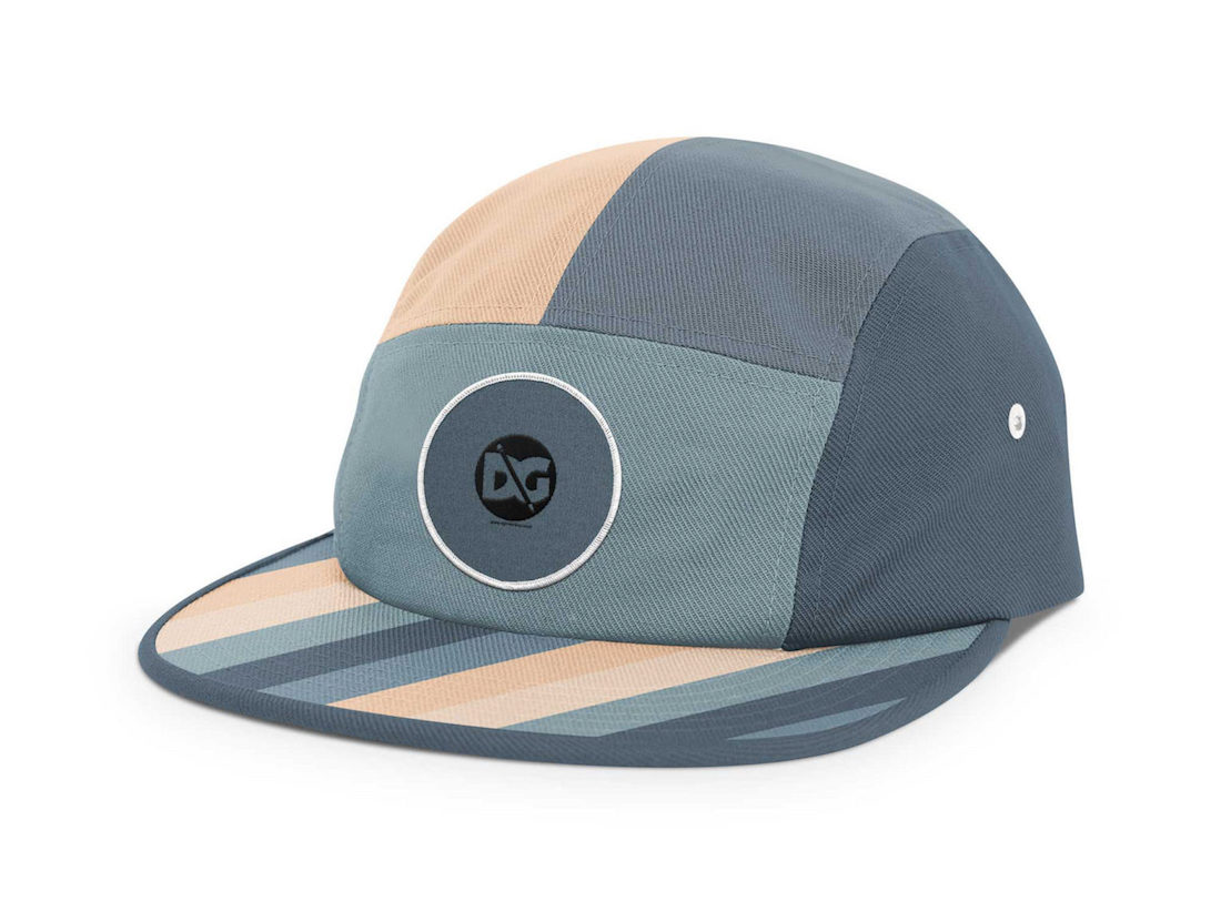 fashionable cap psd mockup