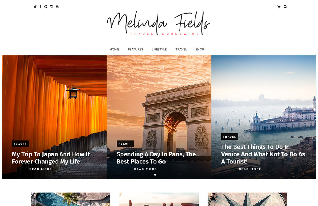 24 Best Travel Magazine Themes For Travel Reviews, News And Guides 2020