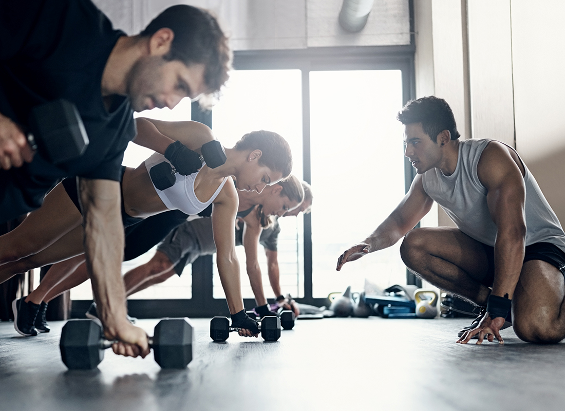 20 Fitness And Running WordPress Themes For Sports Website 2018