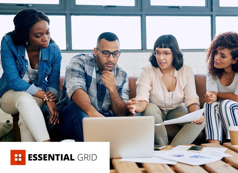 Essential Grid WordPress Theme