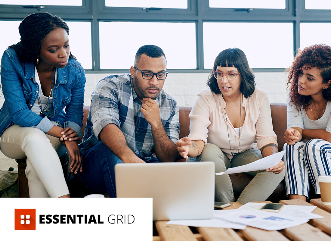 Essential Grid WordPress Theme
