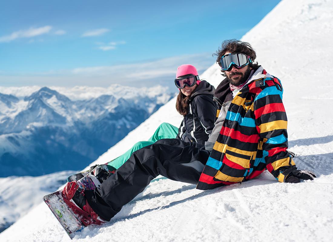 Best Winter Activities WordPress Themes 2018