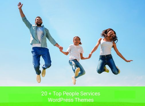 People Servises WordPress Themes