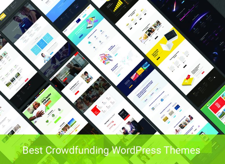 Crowdfunding WordPress Themes