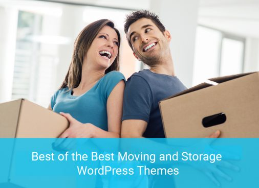 Moving And Storage Wordpress Themes