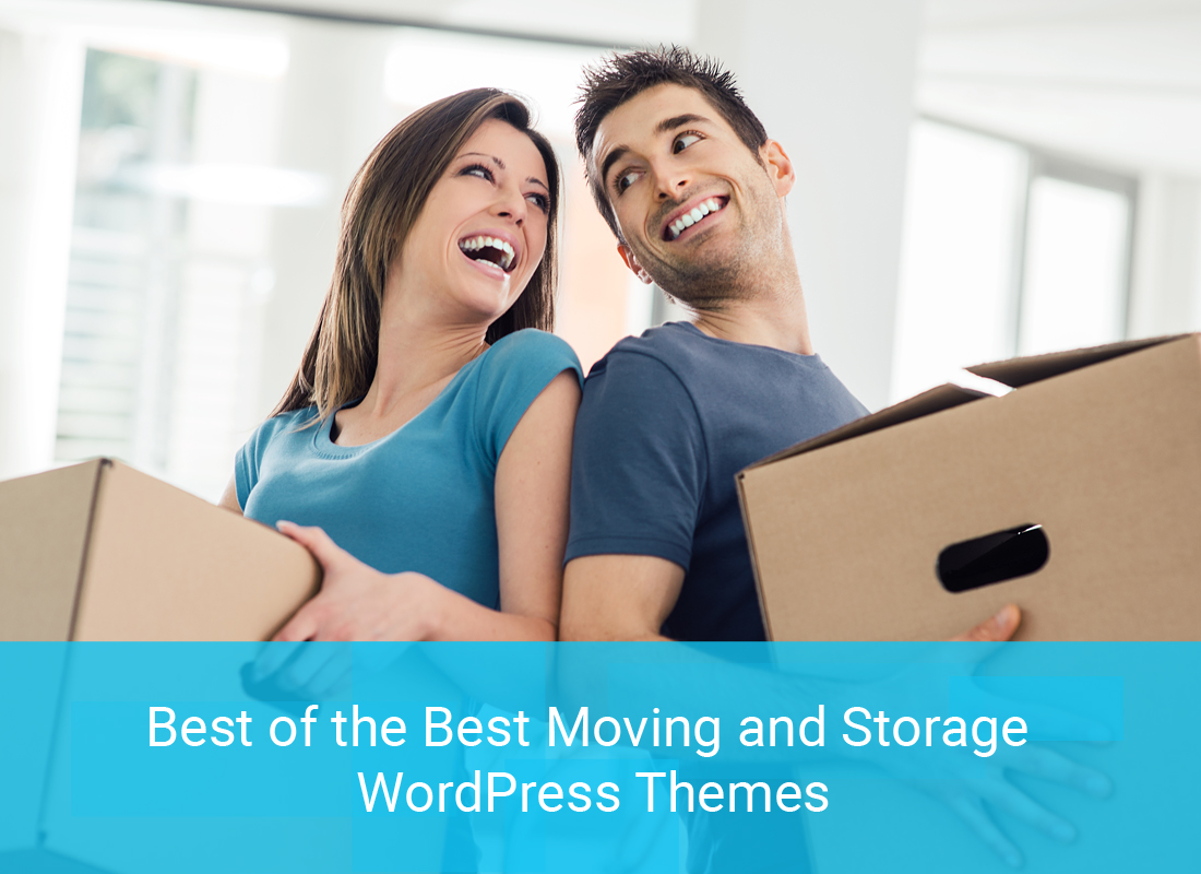 16 Best Moving And Storage WordPress Themes 2019