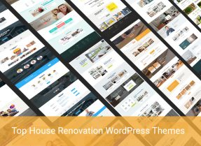 Below, You Will Find 20 + Top House Renovation WordPress Themes That Suit Best Design Studios And Renovation Services Companies.
