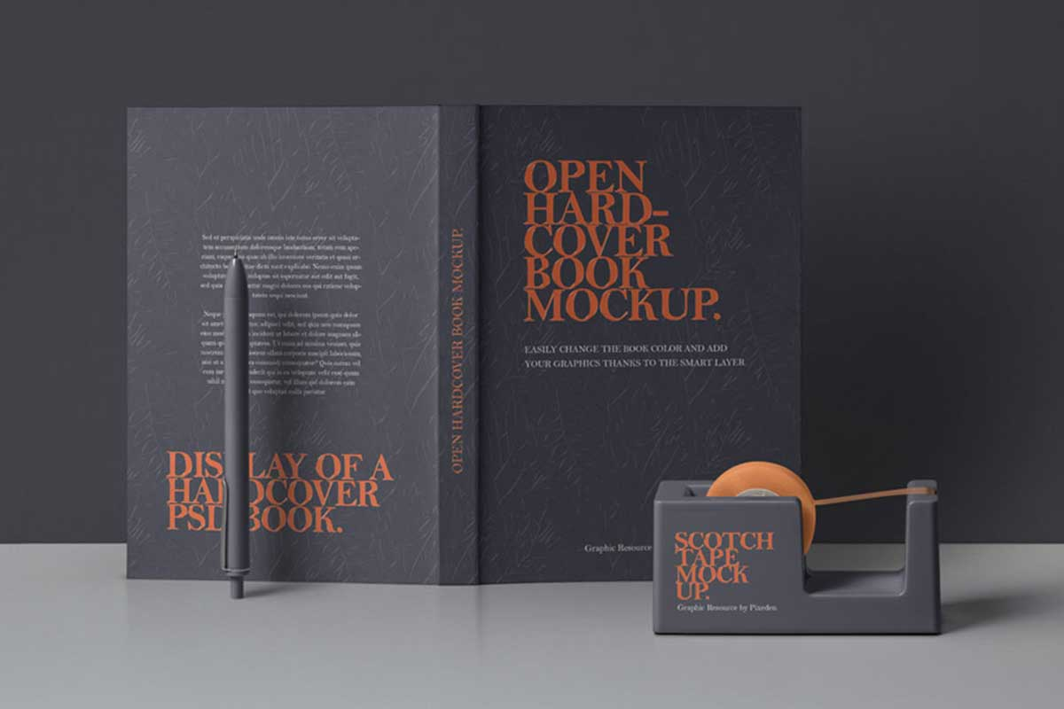 40 Best Book Cover Mockups For Effective Book Marketing