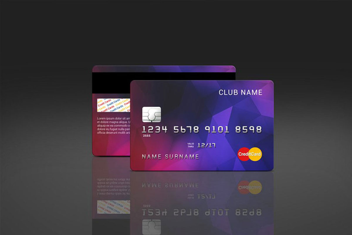 35 Free And Premium Credit Card Mockups Colorlib