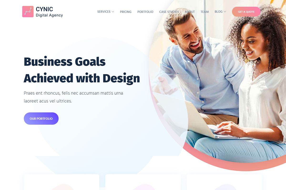 20 Best Digital Agency WordPress Themes 2019