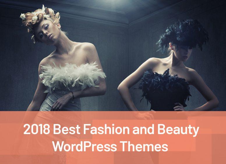 Fashion And Beauty WordPress Theme