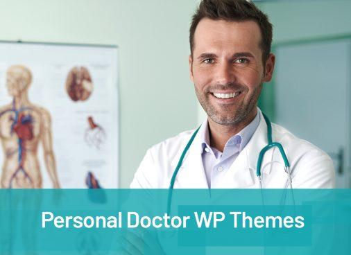 Personal Doctor WordPress Themes