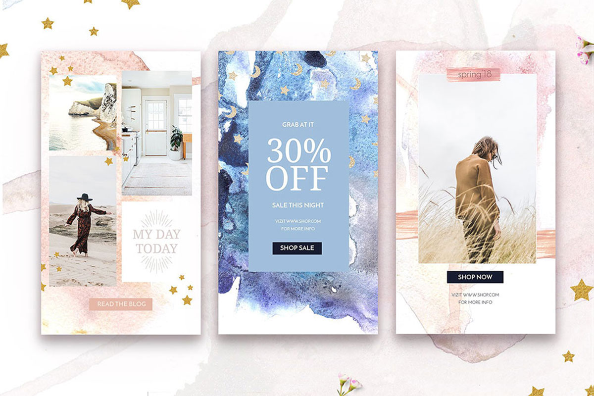 35 Best Instagram Mockups For Creative Instagram Marketing