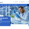 16 Best Science WordPress Themes For Scientific Research, Laboratory, Pharma And More 2019